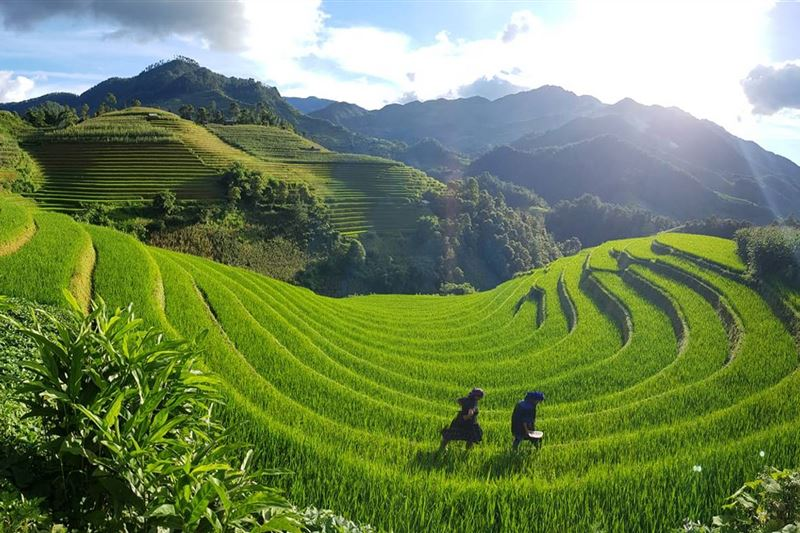 Sapa Adventure From Waterfalls To Villages
